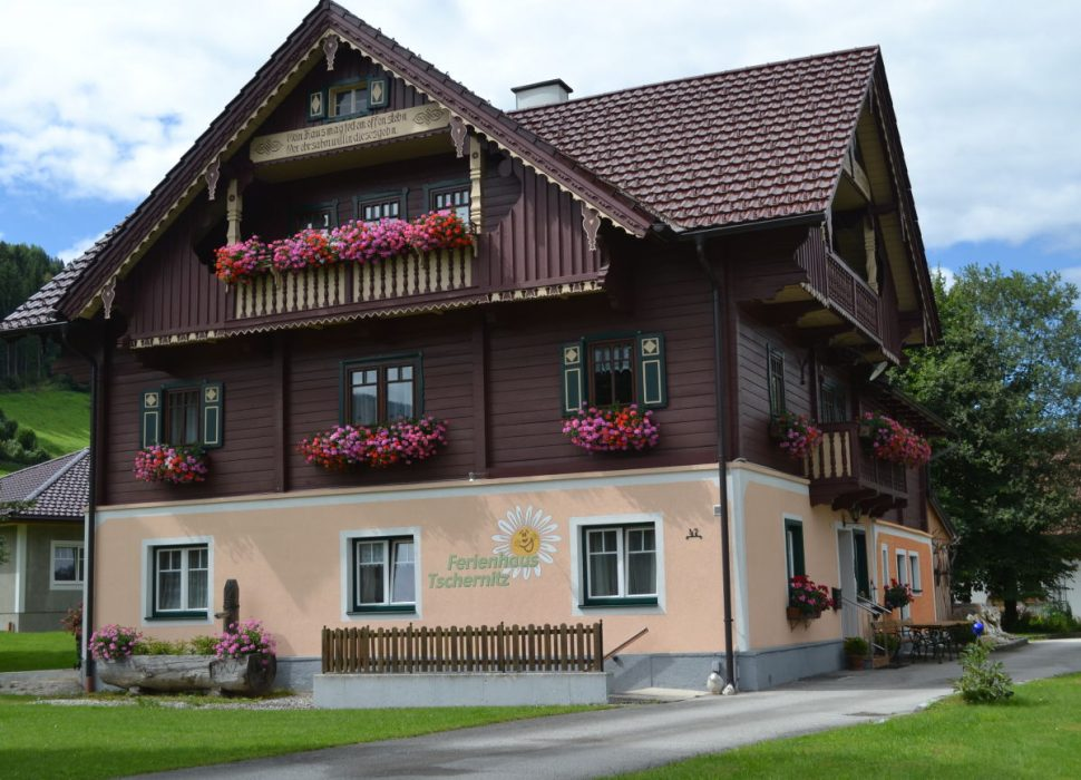 Image: Ihr Urlaubsdomizil in der Schladming-Dachstein Region.