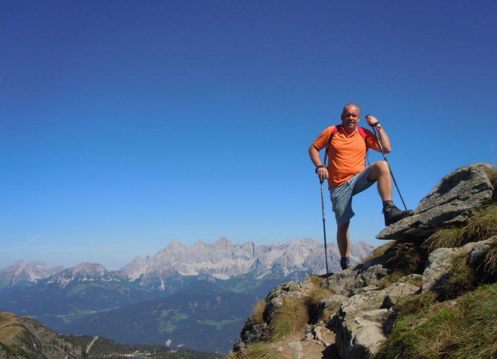Image: Herrliche Wanderpanoramen.