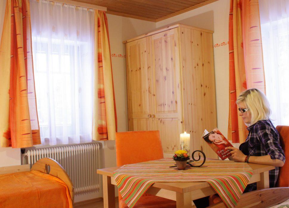 Image: Im Ferienhaus Tschernitz hat man viel Platz