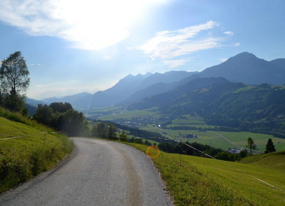 Image: Wunderbar entspannen in der Region Schladming Dachstein.