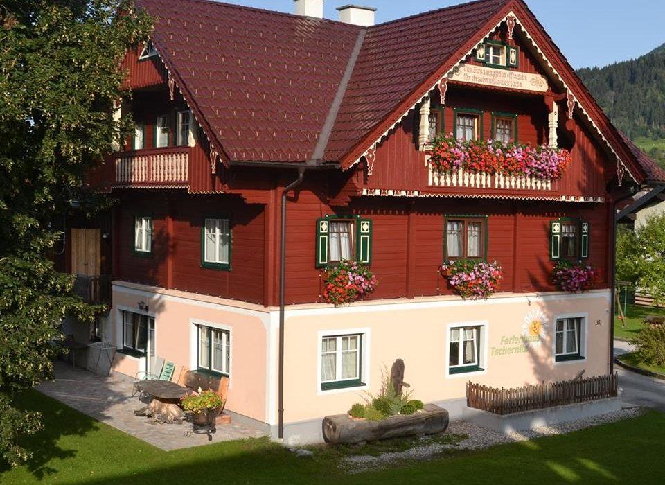 Image: Sommerurlaub im Ferienhaus Tschernitz