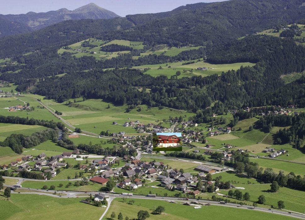 Image: Inmitten der wunderbaren Berglandschaft der Region Schladming-Dachstein